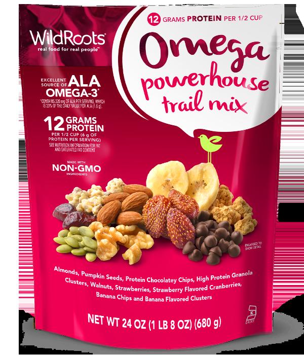 Omega Powerhouse Trail Mix